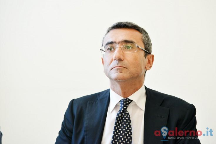 Ruggi d'Aragona, De Luca riconferma Nicola Cantone - aSalerno.it