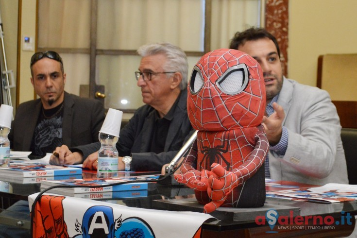 Salerno Comicon 2016, Palazzo Fruscione ospiterà i supereroi Marvel - aSalerno.it