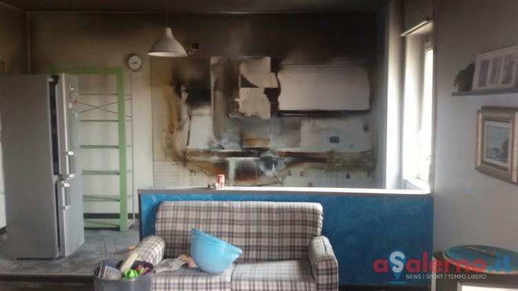 Esplosione di una bombola a gas in appartamento, un morto e tre feriti - aSalerno.it