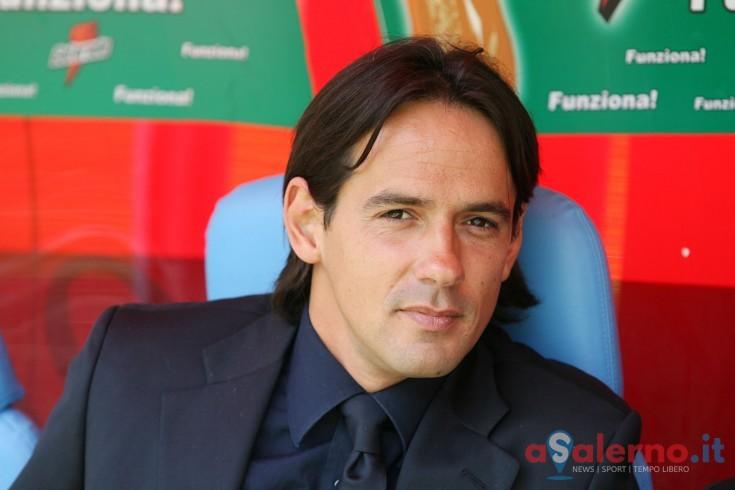 Simone Inzaghi è il nuovo allenatore della Salernitana - aSalerno.it