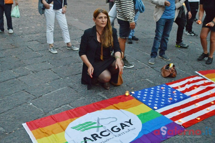 Giornata mondiale contro l'omofobia, Arcigay Salerno organizza dibattito pubblico in piazza - aSalerno.it