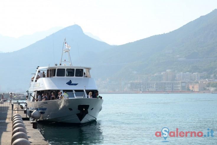 """Da Salerno ripartono le """"vie del mare"""" verso la Costiera Amalfitana - aSalerno.it"""