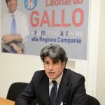 16 05 2015 Salerno sede UDC. Presentazione candidatura di Leonardo Gallo.