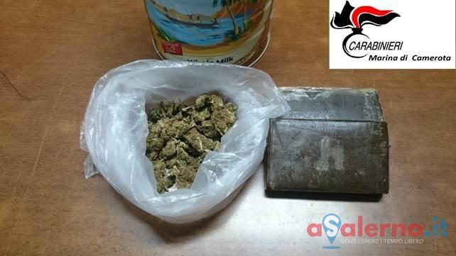 Trovato con hashish e marijuana, arrestato ospite di un centro rifugiati a Palinuro - aSalerno.it