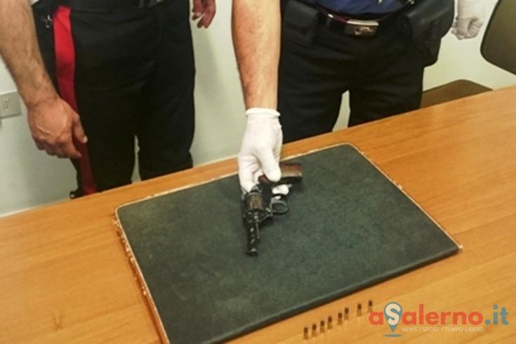 Un arresto nel centro storico di Pagani, nascondeva in casa una pistola - aSalerno.it