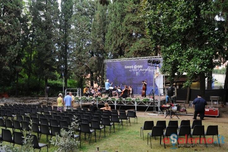 Dal classico al jazz, al via la XIX edizione dei Concerti d'estate di Villa Guariglia - aSalerno.it