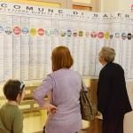 elezioni comunali 09