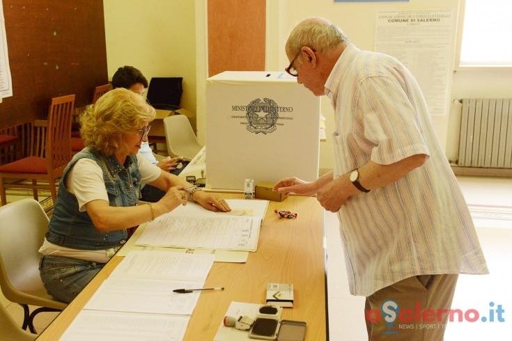 Elezioni, affluenza alle 12: Top San Severino e Castel San Giorgio, dato basso a Nocera - aSalerno.it