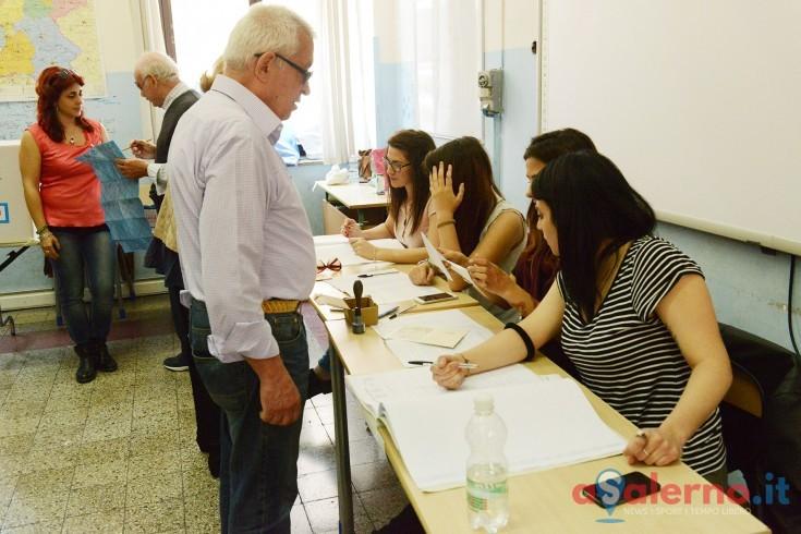 Elezioni, affluenza alle 19: tra i Comuni più grandi resta basso il dato a Nocera Inferiore - aSalerno.it
