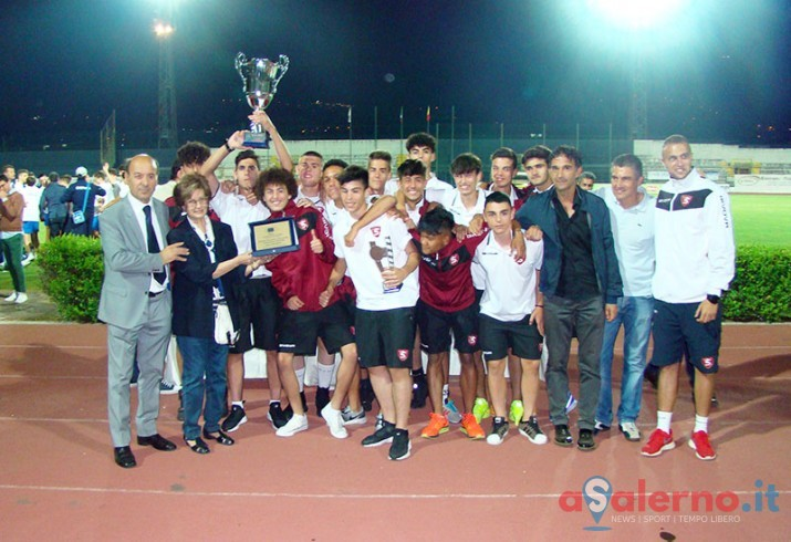 Giovanili, i Giovanissimi trionfano al Torneo Internazionale di Cava - aSalerno.it