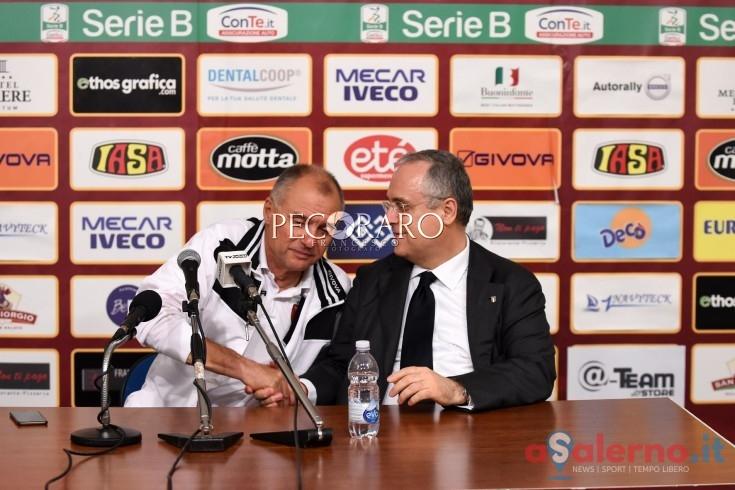 """Menichini:""""Felice per la salvezza ma a Salerno non va bene nessun allenatore"""" - aSalerno.it"""