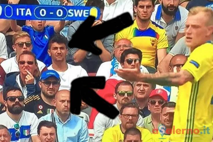 FOTO – Aspettando i granata Nalini con gli azzurri, il calciatore a Tolosa - aSalerno.it