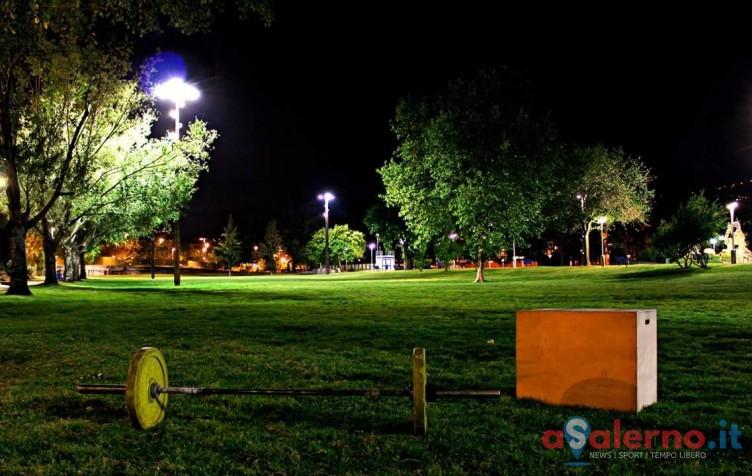 Al Parco del Mercatello la prima competizione internazionale di CrossFit a Salerno - aSalerno.it