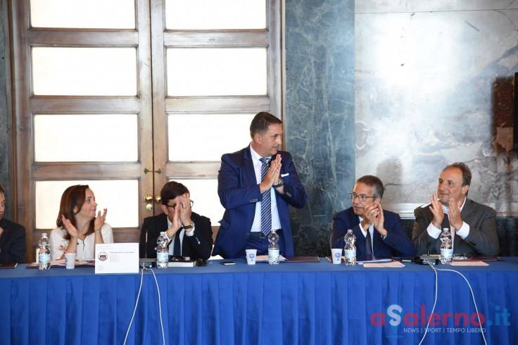 Alessandro Ferrara è il nuovo Presidente del Consiglio Comunale di Salerno - aSalerno.it