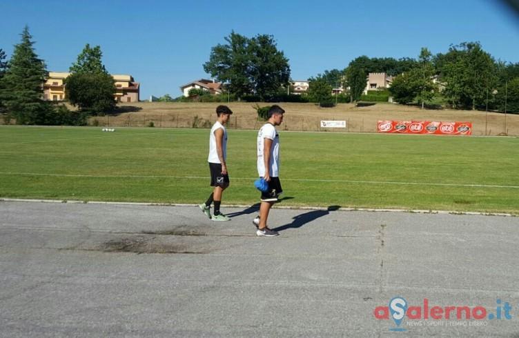 FOTO – Primo allenamento per Valerio Mantovani - aSalerno.it