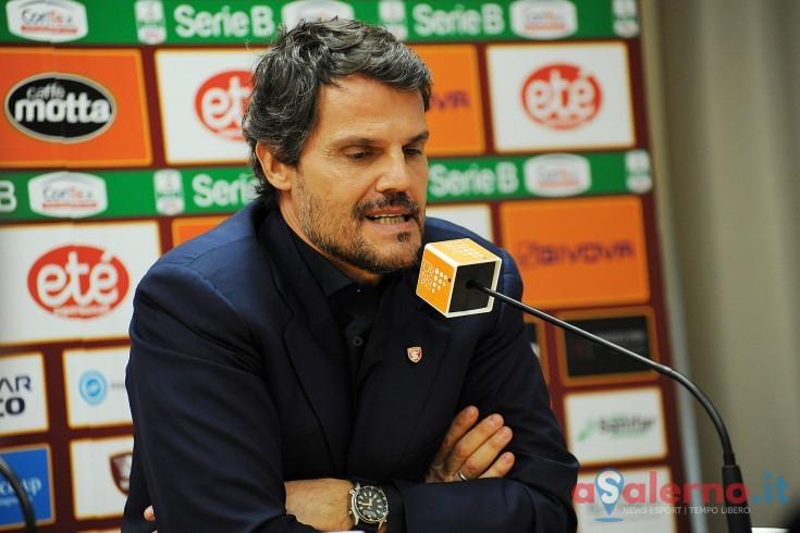 """Mezzaroma soddisfatto:""""Dove arriviamo?Non lo so, andiamo avanti con umiltà"""" - aSalerno.it"""