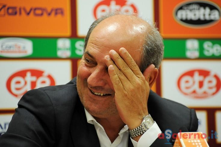 """Fabiani:""""Zito? Non credo sappia esprimersi come sui social, non ha scritto lui"""" - aSalerno.it"""