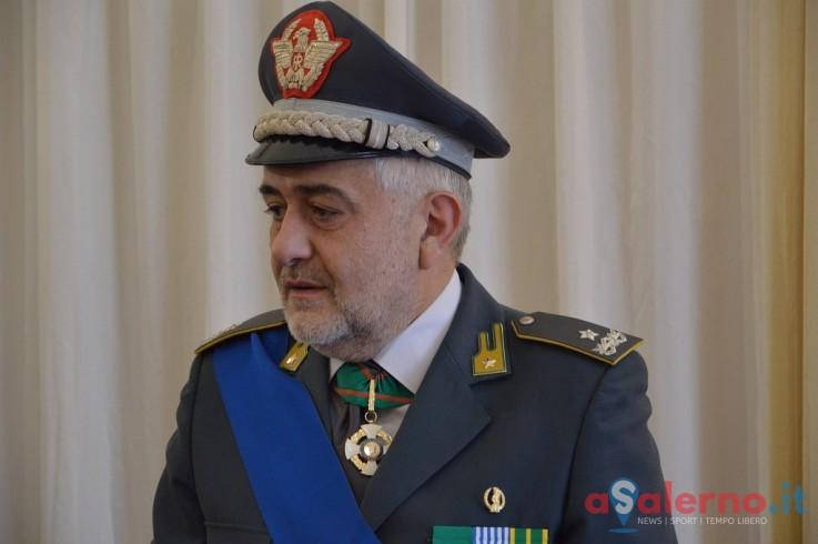Avvicendamento alla Guardia di Finanza di Salerno, Marin è il nuovo comandante provinciale - aSalerno.it