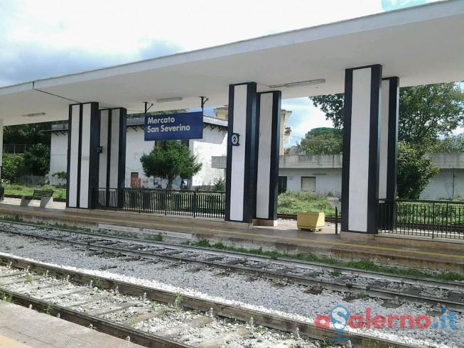 Lavori sulla linea ferroviaria Mercato San Severino-Salerno, stop ai treni per 2 mesi - aSalerno.it