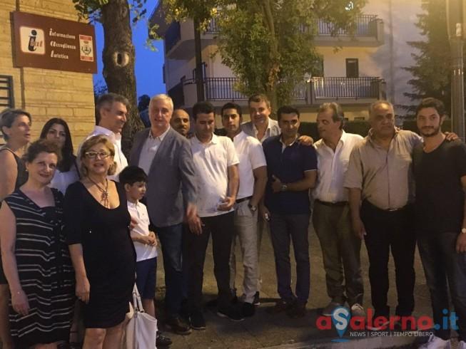 Baronissi, è arrivato in città il primo gruppo di turisti iraniani - aSalerno.it