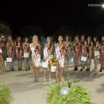 Tutte le Miss Granata con le prime tre in primo piano (1)