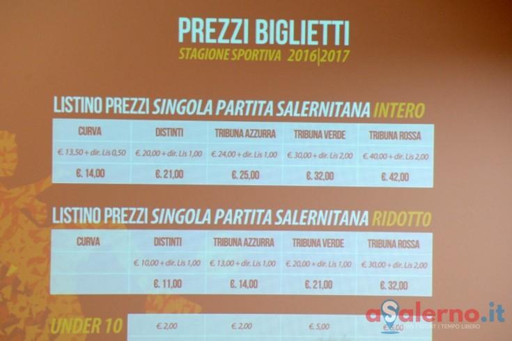 Abbonamenti a singhiozzo, controlli sulle Tessere del Tifoso rallentano sottoscrizioni - aSalerno.it