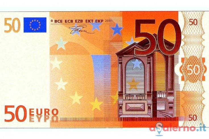 LA FOTO – Presentata la nuova banconota da 50 euro - aSalerno.it