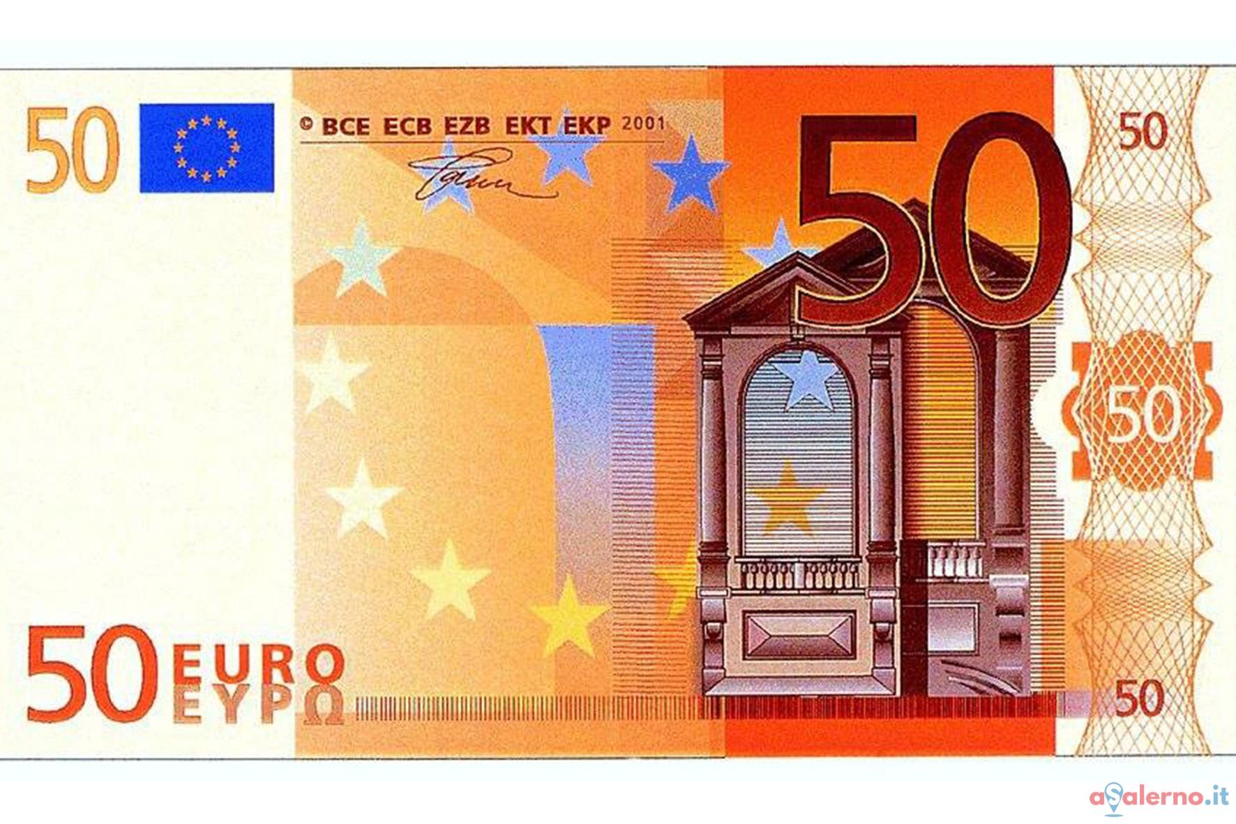 46919070c4 LA FOTO – Presentata la nuova banconota da 50 euro