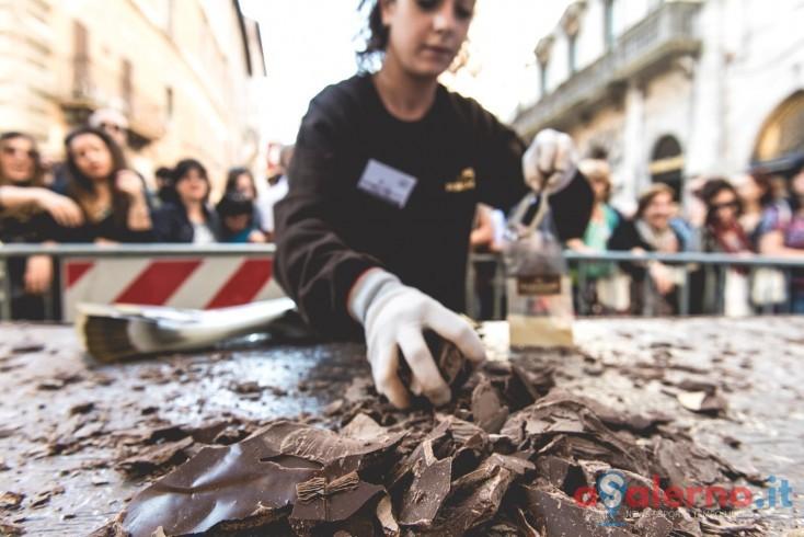 Luci d'Artista, si pensa al gemellaggio con Eurochocolate di Perugia - aSalerno.it