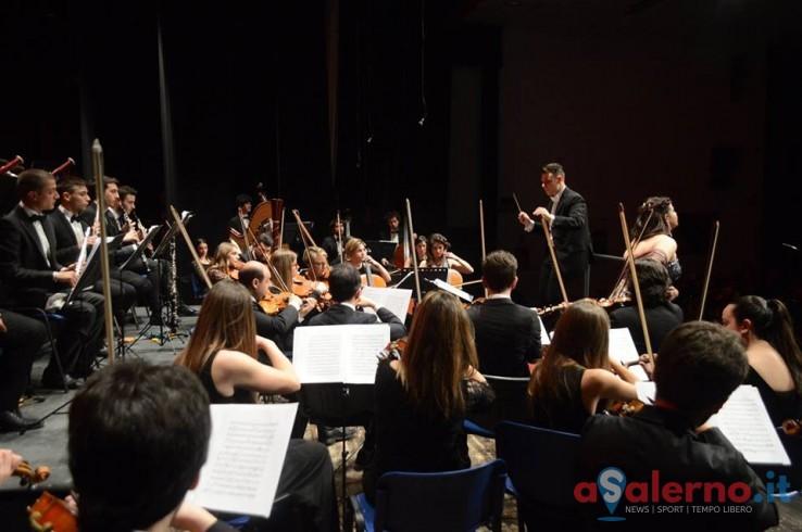 L'orchestra sinfonica di Salerno omaggia la canzone classica con #CaroselloNapoletano - aSalerno.it