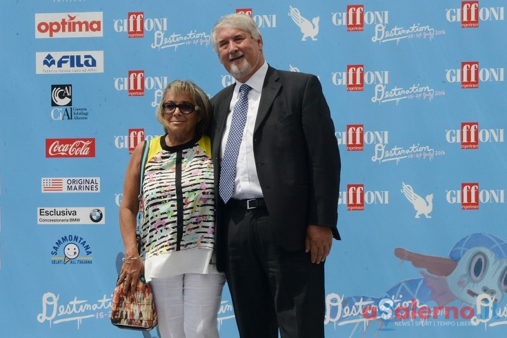 FOTOGALLERY – Il Ministro Poletti al Giffoni Film Festival - aSalerno.it