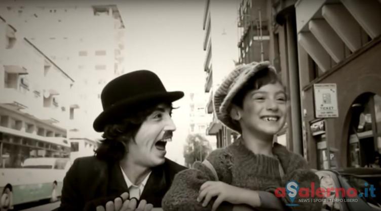 VIDEO – Al via il premio Charlot, lo spot è un viaggio nel tempo - aSalerno.it