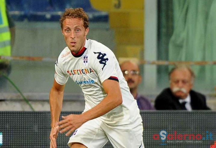 """Il Pereg a Salerno, ecco chi è Gabriele Perico: il terzino dallo """"stacco vincente"""" - aSalerno.it"""