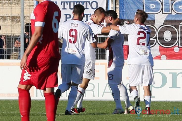 Salernitana in vantaggio nei primi 45′ contro il Pisa - aSalerno.it