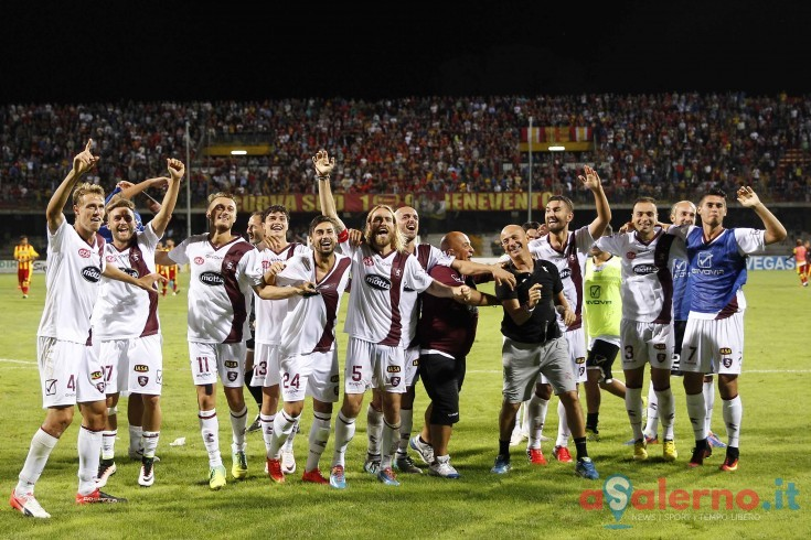 I convocati per la prima partita della stagione 2016/2017 - aSalerno.it