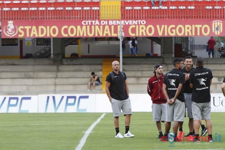 Benevento – Salernitana, formazioni ufficiali - aSalerno.it