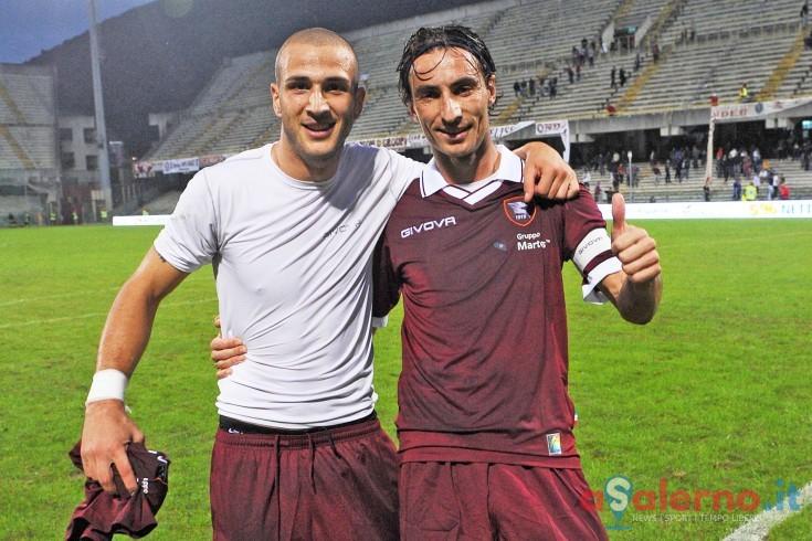 """Dino Fava ritorna a 5 anni fa: """"Felice di essere capitano di quella squadra"""" - aSalerno.it"""
