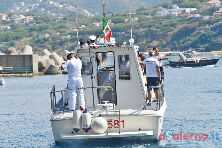 Agropoli, avverte malore a bordo di un'imbarcazione - aSalerno.it