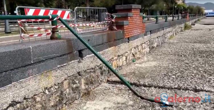 """Manutenzione Lungomare Trieste, il Comune: """"Risorse esigue, priorità da seguire"""" - aSalerno.it"""