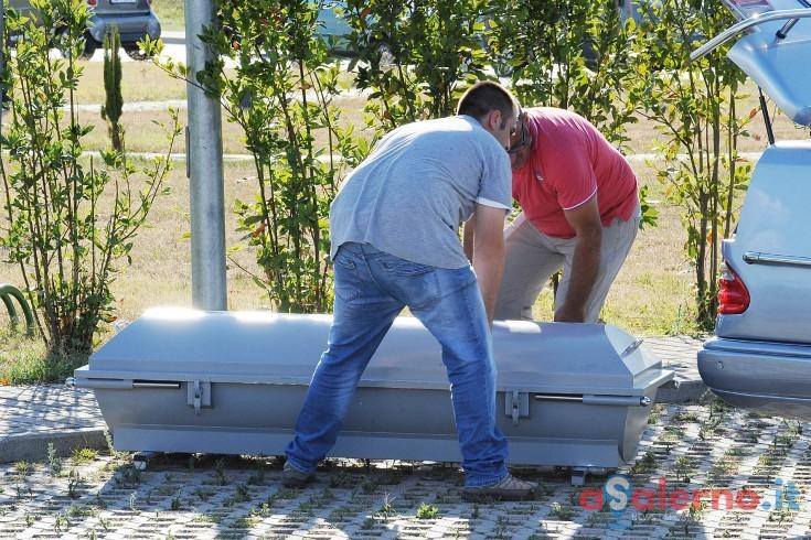 Giallo a Giffoni: rinvenuto cadavere di una donna in un canale - aSalerno.it
