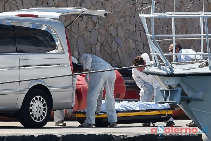 Autopsia sui corpi di Tancredi e Cammardella, morte per annegamento - aSalerno.it