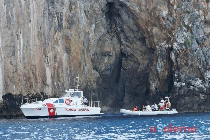 Sono cominciate le operazioni di recupero dei tre sub a Palinuro - aSalerno.it