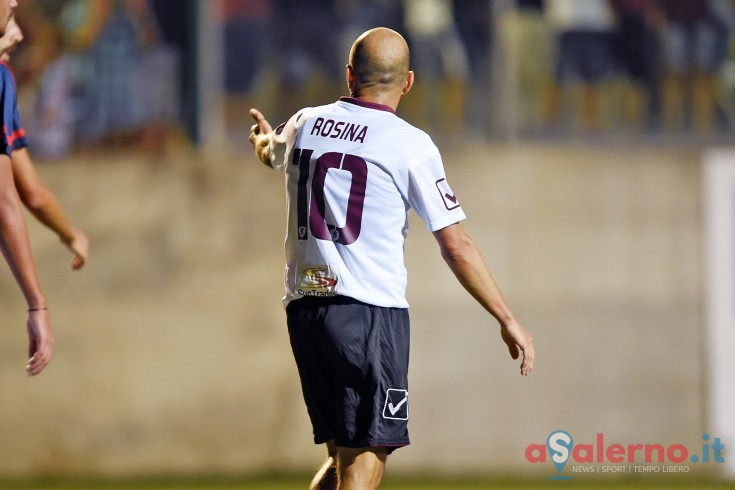 Ecco i numeri di maglia della Salernitana, la 10 a Rosina - aSalerno.it