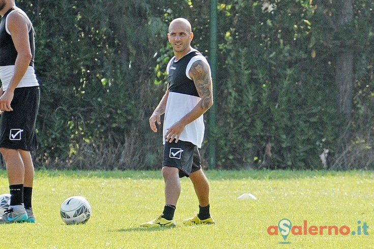 Rosina add'ret i punt e a difesa a quattr, Sannino fa i prov pà partit contr a' Ternana - aSalerno.it