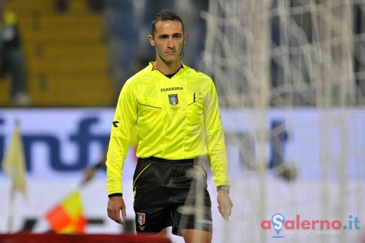 Aleandro Di Paolo è l'arbitro di Salernitana – Cittadella - aSalerno.it