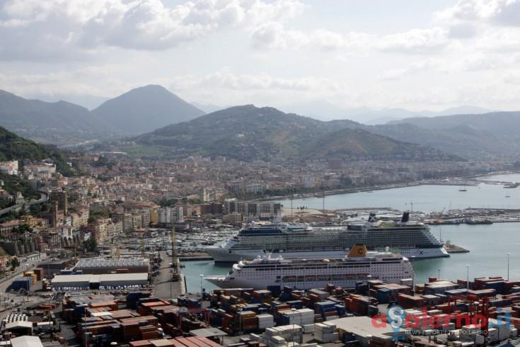 Crocieristi a Salerno nel 2019? Previsioni da 95.000 passeggeri - aSalerno.it