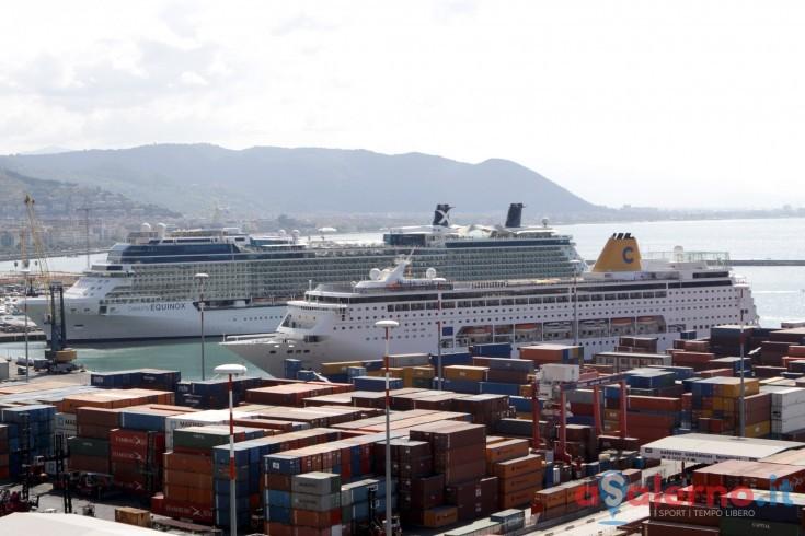 Il sindacato va avanti, documento per la sicurezza nel porto di Salerno - aSalerno.it