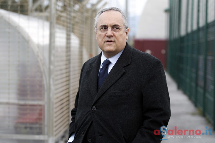 """Lotito rompe il silenzio: """"Sannino? A Salerno avete la paga da soldati e i vizi da generali"""" - aSalerno.it"""