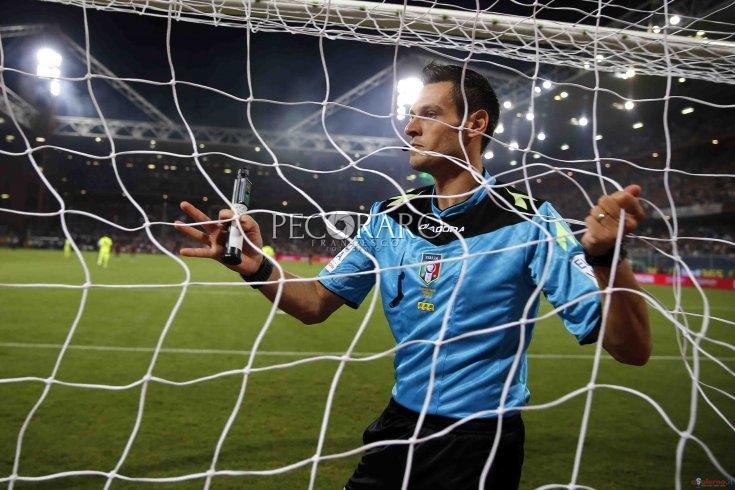 A Benevento fischia Abbattista, l'arbitro che rischiò la vita dopo l'Arechi - aSalerno.it