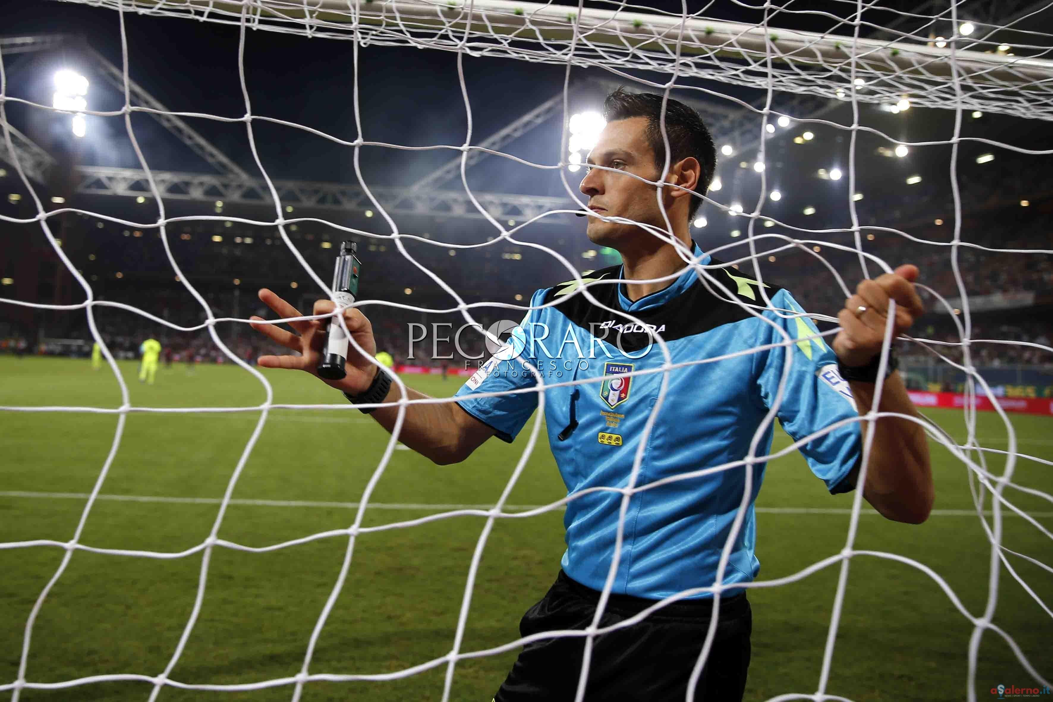 """30 08 2015 Genova Stadio """"Luigi Ferraris"""" Genoa- Hellas Verona"""